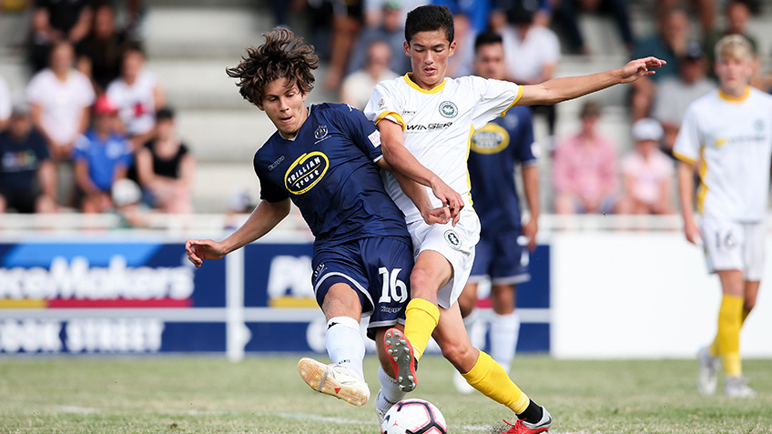 Squad Rotation Key For Suburbs Hit Out Auckland City Fc