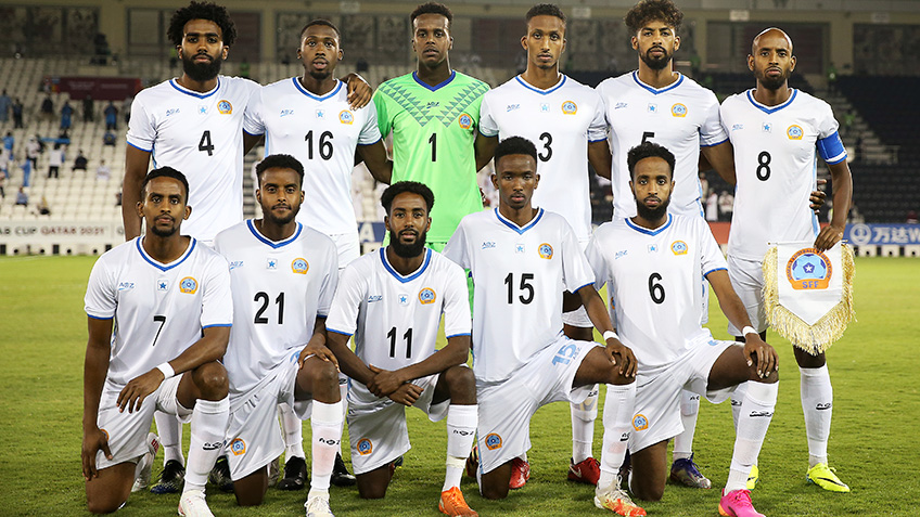 Awad makes Somalia debut - Auckland City FC