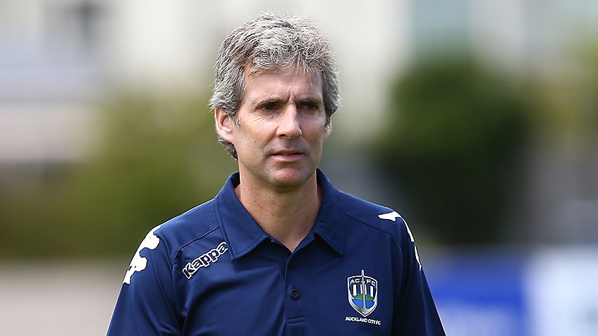 Tribulietx Recommits To Navy Blues Auckland City Fc