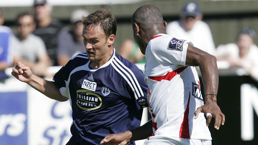 Jordan calls it a day - Auckland City FC
