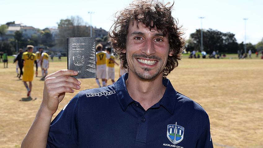 Albert Riera Set To Return Auckland City Fc