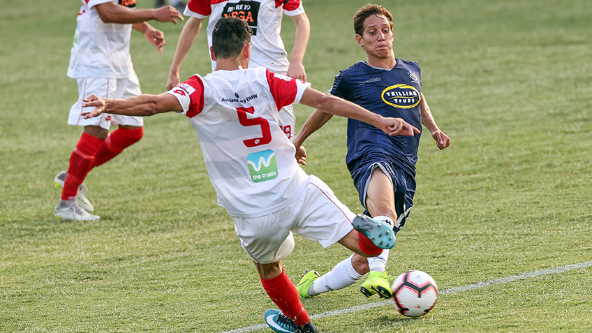 Navy Blues Ready For Isps Handa Playoff Auckland City Fc